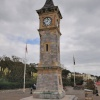 Queen Victoria Diamond Jubilee Clock in Exmouth