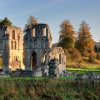 Roche Abbey in October