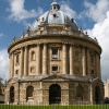 Library at Oxford University