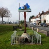 Runham Vauxhall Village sign