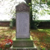 The War Memorial at Stokesby