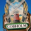 Cobholm Village sign