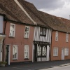 Cottages in Thaxted, Essex