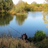 Fishing in Harleston Lakes