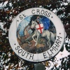 St. Cross South Elmham Village sign