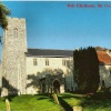 The Church of St George, in the Suffolk village of St Cross South Elmham