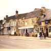 Burford village