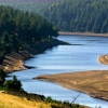 Howden Dam on a dry September 2009