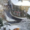 Clitheroe in Snow
