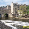 Pulteney Bridge and the Weir
