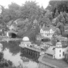 Timelessness at Bekonscot July 1961