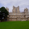 Rear of Wollaton Hall
