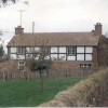 Mansell Gamage, half timbered cottage