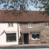Shops in the Market Square, Alfriston 1986