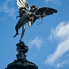 Eros in Piccadilly