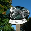 Browston Village Sign