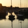 Sunset at Porlock Weir
