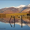 Derwentwater reflection