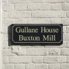 Buxton Mill nameplate