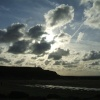 Night sky at Bude