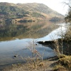 Ullswater, winter afternoon.