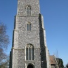 The Tall Church Tower