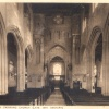 Fairford Church Gloucestershire 1950's Postcard
