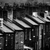 Terrace of houses at Shipley