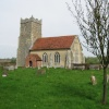 The Old Priory Church at Letheringham