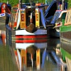 Narrow Boats - Oxford Canal
