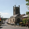 Henley-on-Thames, St. Mary's Church and Hart Street