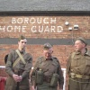 Home Guard at the Stag Inn.