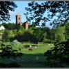 Wolverley Church from the Canal