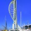 Spinnaker Tower!