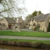Lower Slaughter near Stow-on-the-Wold