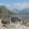 Wast Water in the Lake District