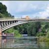 Holt Fleet Bridge , River Severn