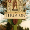 Thurton Village Sign