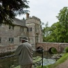 The Moat at Baddesley Clinton