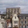 Norwich Castle from Market Place