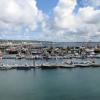 Panorama of Newlyn Harbour