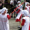 May Day celebration in St Ives