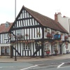 Ye Olde Red Horse Pub at Evesham