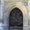 Bath Abbey Door