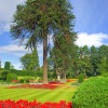 Brodsworth Hall and gardens, South Yorkshire