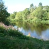 River Tees at Preston Hall,  Eaglescliffe, County Durham