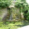 Water Feature, Bodnant Gardens