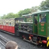 The train up snowdon