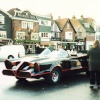 The day Batman popped to the shops In Salisbury!