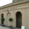 The theatre royal in Bury St Edmunds